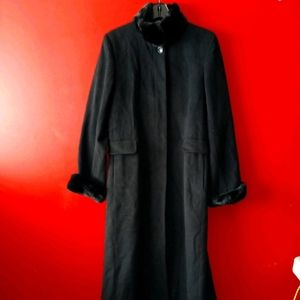 Albert Nipon Maxi Coat Sz 12P